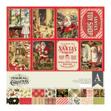 Authentique - Collection Kit 12x12 - A Magical Christmas (AMC011)