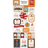 Echo Park - Chipboard Sticker 6x12 - Happy Fall - Phrases (AP219022)