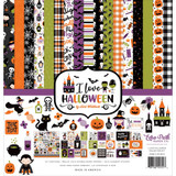 Echo Park - Collection Kit 12x12 - I Love Halloween (LH218016)