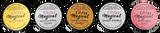 Lindy's Stamp Gang - Magicals Set - Glitzy Magicals (MAG-GLTZ - 1)