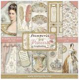 Stamperia - Collection Pack 12x12 10/Pkg - Princess (SBBL75)