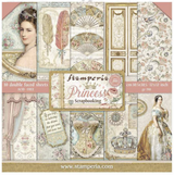 Stamperia - Collection Pack 12x12 10/Pkg - Princess (SBBL75)