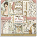 Stamperia - Collection Pack 8x8 10/Pkg - Princess (SBBS18)