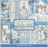 Stamperia - Collection Pack 12x12 10/Pkg - Winter Tales (SBBL76)