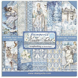 Stamperia - Collection Pack 8x8 10/Pkg - Winter Tales (SBBS19)