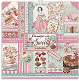 Stamperia - Collection Pack 8x8 10/Pkg - Sweety (SBBS21)