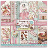 Stamperia - Collection Pack 12x12 10/Pkg - Sweetie (SBBL78)