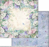 Stamperia - Double-Sided Cardstock - Hortensia - Frame (SBB693)