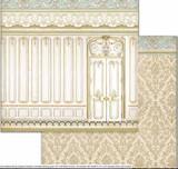 Stamperia - Double-Sided Cardstock 12x12 - Princess - Door (SBB711)
