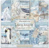 Stamperia - Collection Pack 12x12 10/Pkg - Arctic Antarctic (SBBL77)