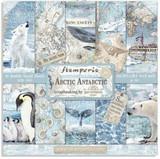Stamperia - Collection Pack 8x8 10/Pkg - Arctic Antarctic (SBBS20)