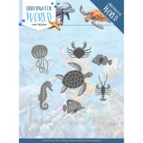 Find It Trading - Amy Design Die - Underwater World - Ocean Animals (ADD10212)