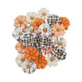 Prima - Pumpkin & Spice - Flowers 24 pcs - Warm Mittens (648374)
