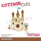 Cottage Cutz - Sandcastle (CC774)
