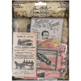 Tim Holtz - Idea-Ology - Ephemera Pack 68/Pkg - Halloween 2020 (TH94055)
