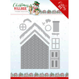 Find It Trading - Yvonne Creations Die - Christmas Village - Build Up House (YCD10209)