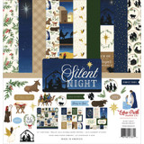 Echo Park - Double Sided Cardstock Collection Pack 12x12 - Silent Night (SN222016)