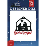 Echo Park - Navity Die-Cut Set - Silent Night (SN222040)