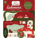 Carta Bella - Cardstock Ephemera 33/Pkg- Hello Christmas (CBHC124024)
