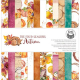 P13 - Paper Pad 12x12 - The Four Seasons - Autumn (P13AUT08)