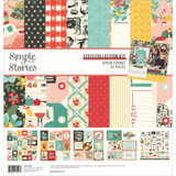 Simple Stories - Collection Kit 12x12 - Apron Strings (APR14000)