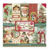 Stamperia - 12 x 12 Collection Pack - Classic Christmas - Restyled (SBBL74)