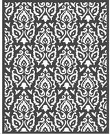 "Stamperia - Stencil 7.87"" X 9.84"" - Texture 2 (KSTD050)"