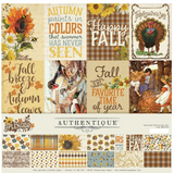 "Authentique - Collection Kit 12""X12"" - Splendor (SPL-009 )"