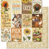 "Authentique - Collection Kit 12""X12"" - Splendor - #6 Images & Sentiments (SPL-12 006)"