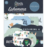 Carta Bella - Cardstock Ephemera 33/Pkg - Winter Market (WM126024 )