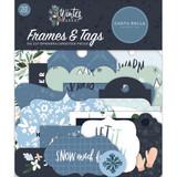 Carta Bella - Cardstock Frames and Tags 33/Pkg - Winter Market (WM126025)