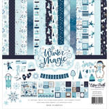 "Echo Park- Collection Kit 12""X12"" - Winter Magic (IM223016 )"