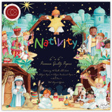 Craft Consortium - Double-Sided Paper Pad 6x6 40/Pkg - Nativity (PPAD021B)
