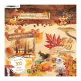 Studio Light - Paper Elements Set - Wonderful Autumn (EASY664)