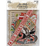 Tim Holtz - Idea-ology - Layers 31/Pkg - Christmas 2020 (TH94092)