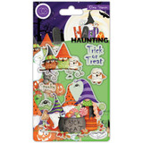 Craft Consortium - A5 Clear Stamps - Happy Haunting - Trick Or Treat (CSTMP052)