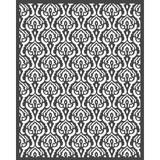 """Stamperia - Stencil 7.87"""" X 9.84"""" - Winter Tales - Texture 1 (KSTD049)"""
