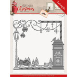 Find It Trading - Amy Design - Metal Die - Nostalgic Christmas - Christmas Mail Box (ADD10220)