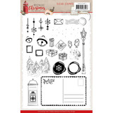 Find It Trading - Amy Design - Clear Stamps - Nostalgic Christmas (DCS10071)