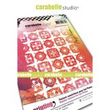 Carabelle Studio Art Printing A6 Rubber Texture Plate - Vintage Wallpaper #5 (AP60035)