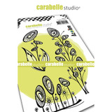 Carabelle Studio - Cling Stamp A6 By Azoline - Sunflowers (SA60519)