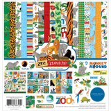 Echo Park - Collection Kit 12x12 - Zoo Adventure (CBZA128016)