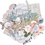 Kaisercraft - Collectables Cardstock Die-Cuts - Flower Shoppe (CT983)