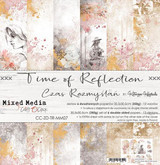 Craft O Clock - Paper Collection Set 12x12 6/Pkg - Time Of Reflection (CC-ZD-TR-MM0)