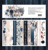 13 Arts - Paper Collection Set 12x12 6/Pkg - Sunrise (ARTSU00)