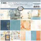 49 and Market - Scrapbooking Paper Pack 6x6 - Vintage Artistry Wedgewood (VAW33263)