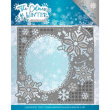 Find It Trading - Jeanine's Art - Metal Die - The Colours Of Winter - Winter Frame (JAD10108)