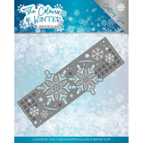 Find It Trading - Jeanine's Art - Metal Die - The Colours Of Winter - Winter Border (JAD10110)