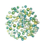 28 Lilac Lane / Buttons Galore - Pearlz Embellishment Pack 15g - Tahitian (PRLZ - 100)