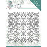 Find It Trading - Yvonne Creations Die - Winter Time - Snowflake Pattern (YCD10214)